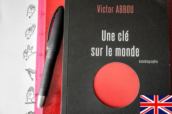 Une clé sur le monde de Victor Abbou avec le union jack © Chloé Andrianarisoa
