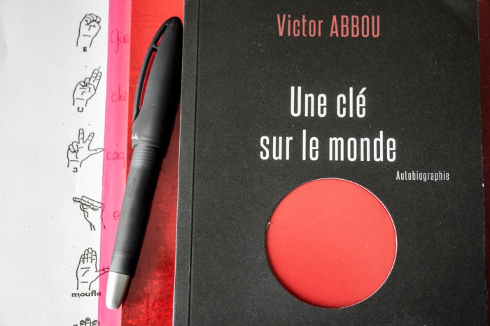 Une clé sur le monde de Victor Abbou © Chloé Andrianarisoa